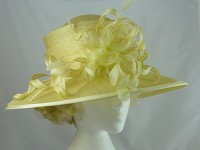 Windsmoor Yellow Events Hat